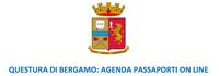 Agenda passaporti online
