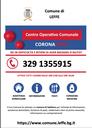 Centro operativo comunale CoronaVirus
