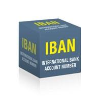 Comunicazione nuovo IBAN per bonifici bancari da privati