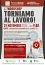 """Fiera Made in Valseriana e Workshop """"Torniamo al Lavoro"""""""