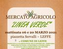 """MERCATO AGRICOLO """"LINEA VERDE"""""""