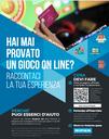 MIND THE GAP 2.0 - RICERCA GIOCO D'AZZARDO ONLINE