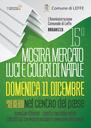 Mostra mercato Luci e Colori di Natale