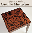 Mostra personale Osvaldo Mazzoleni
