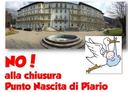 No alla chiusura punto nascite di Piario