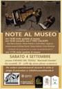 Note al Museo