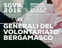 Stati Generali del Volontariato Bergamasco