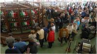 TERRA!!!  nuovi scenari e nuovi mercati:  la Val Gandino fra tessile, mais e futuro.